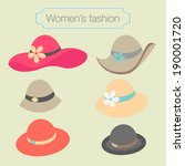 Women's Fashion Collection Of...