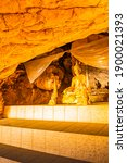 Phra Sabai Cave With Golden...