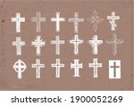 Collection Of Christian Crosses....