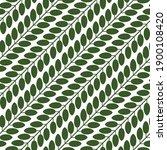 green leaves diagonal branch... | Shutterstock .eps vector #1900108420