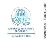 employee assistance programs...   Shutterstock .eps vector #1900117300