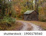 An Old Abandoned Building At...