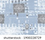 native american fabric... | Shutterstock . vector #1900228729