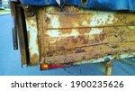 Sheet Metal Corrosion Of Body...