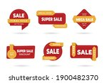 sale banner templates design....   Shutterstock .eps vector #1900482370