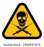 possible side effect after...   Shutterstock .eps vector #1900557673