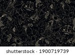 seamless pattern   signs of the ... | Shutterstock .eps vector #1900719739