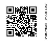 Qr Code Sample For Smartphone...