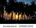 Bangsan Beach  Chonburi ...