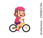happy cute little girl boy...   Shutterstock .eps vector #1900821760
