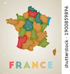 france map. country poster with ... | Shutterstock .eps vector #1900859896