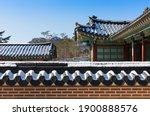 gyeongbokgung palace  seoul ... | Shutterstock . vector #1900888576