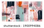 abstract art background with...   Shutterstock . vector #1900994086