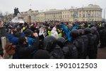St Petersburg  Russia 02 23...
