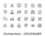 creative business solutions... | Shutterstock .eps vector #1901036689