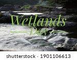 World Wetlands Day Illustration ...