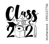 class of 2021  with toilet...   Shutterstock .eps vector #1901127736