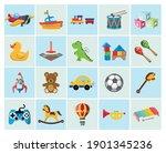 vector image. cute vector... | Shutterstock .eps vector #1901345236
