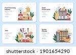 fruit farming industry web... | Shutterstock .eps vector #1901654290