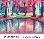 Magic Watercolor Nature...