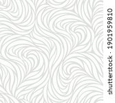 seamless abstract white and ... | Shutterstock .eps vector #1901959810