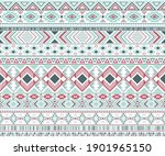 rhombus and triangle symbols... | Shutterstock .eps vector #1901965150