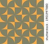 retro wallpaper pattern... | Shutterstock .eps vector #1901997880