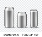 3d aluminum cans. realistic can ...   Shutterstock .eps vector #1902034459