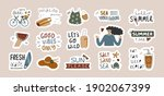 collection of inspirational... | Shutterstock .eps vector #1902067399