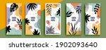 trendy editable template for... | Shutterstock .eps vector #1902093640