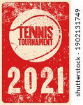 tennis tournament 2021...   Shutterstock .eps vector #1902131749