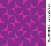 retro wallpaper pattern... | Shutterstock .eps vector #1902157819
