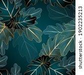 vintage luxury seamless floral...   Shutterstock .eps vector #1902235213
