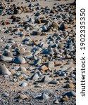 The Shoreline At Asilomar Beach ...
