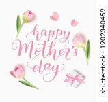 happy mother's day greeting...   Shutterstock .eps vector #1902340459