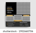 modern real estate and...   Shutterstock .eps vector #1902660706
