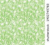 Abstract Texture Grassland...