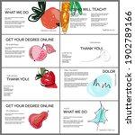 web presentation template... | Shutterstock .eps vector #1902789166