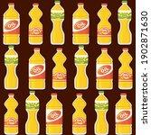 seamless pattern of assorted... | Shutterstock .eps vector #1902871630