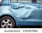 Body Of Car Get Damaged By...