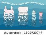 the disposable plastic breaks... | Shutterstock .eps vector #1902920749