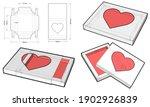 folding box  internal... | Shutterstock .eps vector #1902926839