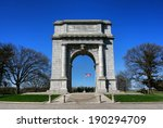 National Memorial Arch Historic ...