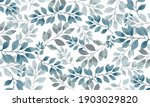 nature flowers and leaves... | Shutterstock .eps vector #1903029820