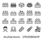 skin icon set vector and... | Shutterstock .eps vector #1903080649
