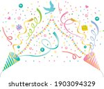 an illustration of two party... | Shutterstock .eps vector #1903094329