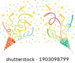 an illustration of two party... | Shutterstock .eps vector #1903098799