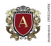 vintage logos crest . template...   Shutterstock .eps vector #1903114456