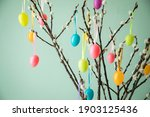 Colorful Colourful Easter Egg...