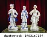 Porcelain  Vintage  Old...